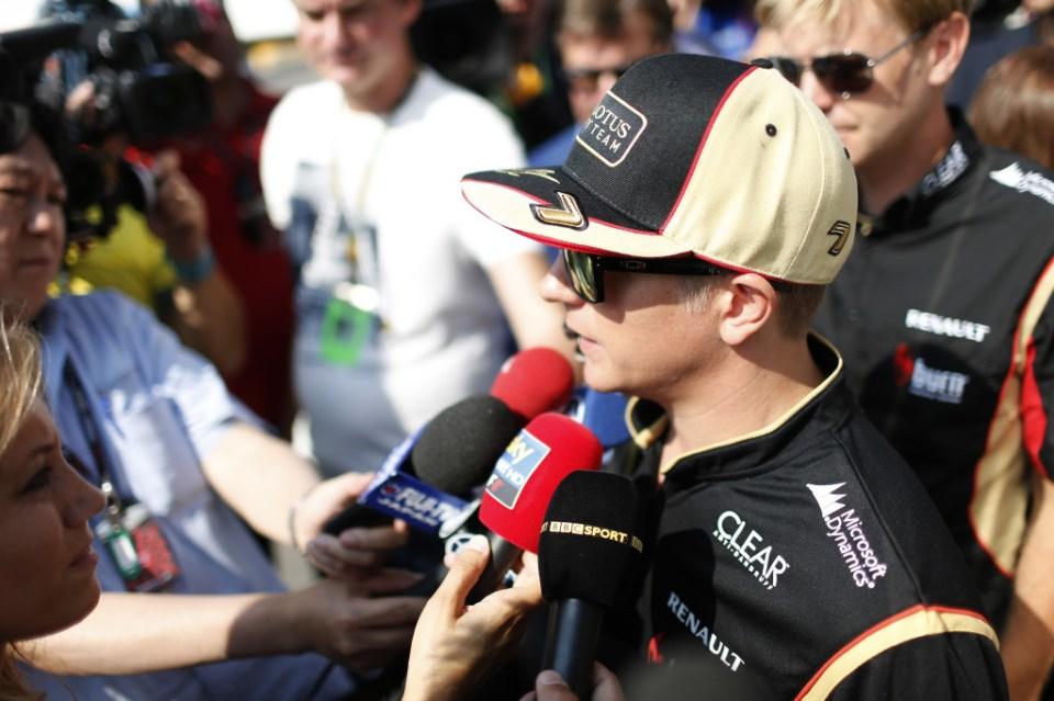 2013 Italian Grand Prix - Thursday