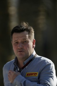 Paul Hembery (Pirelli Motorsport Director)
