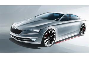 media-140205 SKODA VisionC - Geneva Motor Show 2014 - Preview