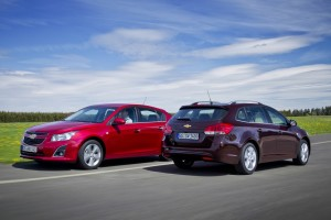 Chevrolet Cruze hatchback and station wagon