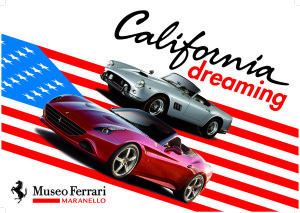 POSTER CALIFORNIA DREAMING