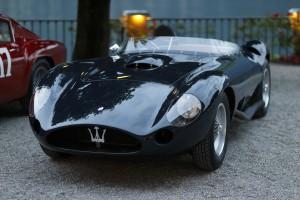 Maserati 450 S 1956.Albert SpiessVilla d'Este 2014