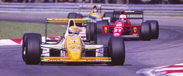 GP Portogallo F1 - Archivio Minardi Team