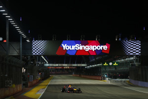 Singapore Grand Prix - Sunday