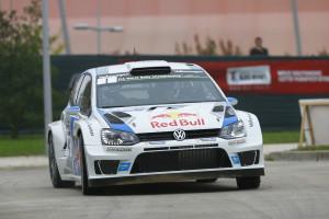 AUTO - WRC FRANCE RALLY 2014