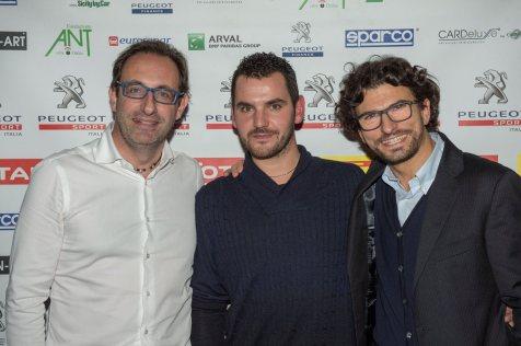 Leoni, Giordano e Franzetti