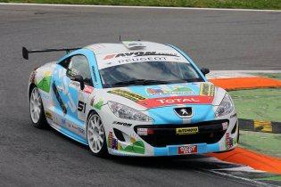 Perucca Orfei su RCZ Racing Cup