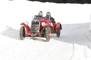 Spagnoli-Parisi su Fiat 508 Sport Ghia del 1932