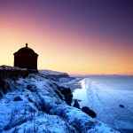 Mussenden Temple, Co. Londonderry, Northern Ireland