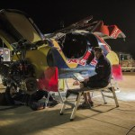 Team Peugeot Total at Bivouac of Rally Dakar 2015, Antofagasta on January 8th, 2015 // Flavien Duhamel/Red Bull Content Pool // P-20150109-00253 // Usage for editorial use only // Please go to www.redbullcontentpool.com for further information. //