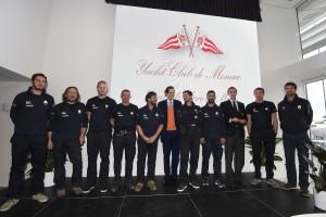 Maserati Racing programs 2015_Boat Crew