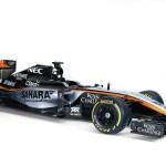 Motor Racing – Sahara Force India F1 Team Livery Launch –  Mexico City, Mexico