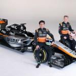 Motor Racing – Sahara Force India F1 Team Livery Reveal –  Mexico City, Mexico