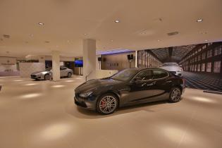 112390_Inaugurazione TridenteClub_Maserati Ghibli