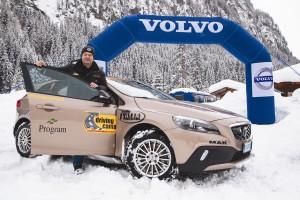 Volvo torna in Val di Fassa per l?edizione invernale 2015 del Volvo Cross Country Camp, fra test drive di prodotto e attività outdoor