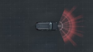 Autonomous drive technology ? Multiple beam laser scanner