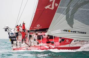 AEOLUS - VOLVO OCEAN RACE-Team DONGFENG