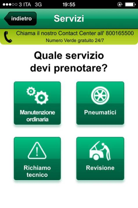 Arval_Smart_Experience_APP ARVAL MOBILE_Servizi