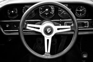 Interno Porsche