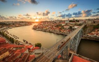 Porto, veduta