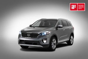 kia sorento if design award 2015 (2)