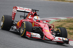 F1 Testing Barcelona, Spain 19 - 22 February 2015