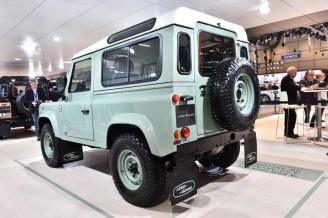 Land Rover Defender 90 Heritage Edition 1