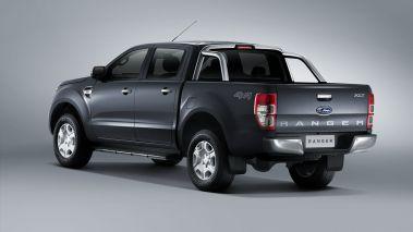 New Ford Ranger_Rear