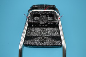 front head rest padding - 308