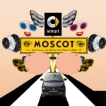 smart MOSCOT Kooperation 2015 // smart MOSCOT collaboration 2015
