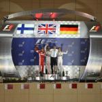 podio bahrain 2015