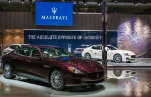 Maserati at Shanghai Auto Show 2015_Quattroporte S Q4
