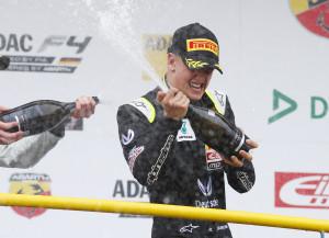 Motorsports: ADAC Formel 4,  Oschersleben