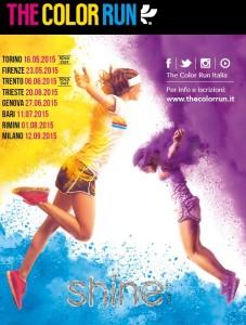 The Color Run 2015_ Locandina