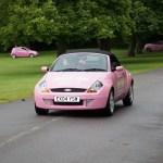 2015 Simply Pink Cavalcade Ford Streetka