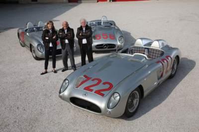 01.1_Scrutineering, Technische Abnahme, Mille Miglia Museum