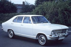 Opel Kadett B hatchback