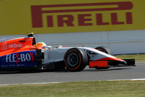 manor GP GRAN BRETAGNA F1/2015