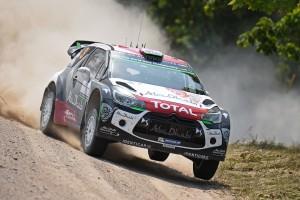 WRC RALLY POLAND  2015