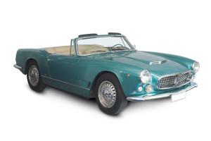 Credit Museo Nicolis by A.Rosa_Maserati 3500 sport vignale anno 1960  2222