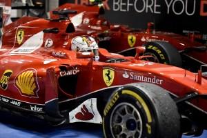 vettel GP SINGAPORE F1 2015 - ©FOTO STUDIO COLOMBO
