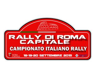 Rally di Roma Capitale locandina Q