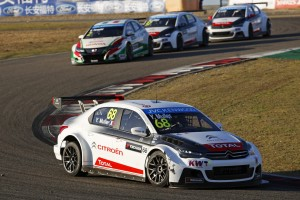 AUTOMOBILE: SHANGHAI - S.I.C. - CHINA - WTCC-25/09/2015 TO 27/09/2015