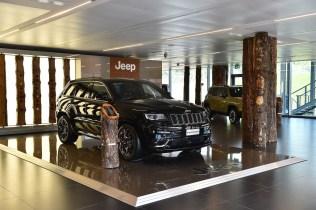 07_Motorvillage Arese_ Showroom Jeep
