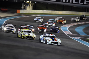 Maserati Trofeo World Series_Abu Dhabi_Race 1