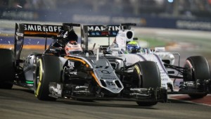 williams force india