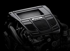 wrx motore
