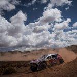 Dakar è la volta di Carlos Sainz 1