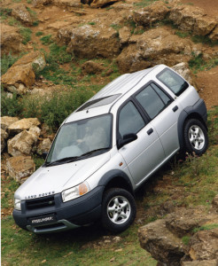 Land Rover Freelander XEdi Station Wagon 1997