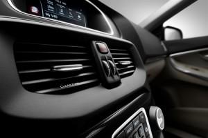 CleanZone in the Volvo V40
